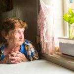 Одинокие пенсионеры и их права