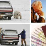 Минимальная, страховая и досрочная пенсия для проживающих на Крайнем Севере пенсионеров