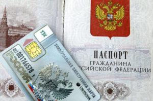 Электронные паспорта в России 2018