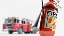 инструктажа по пожарной безопасности