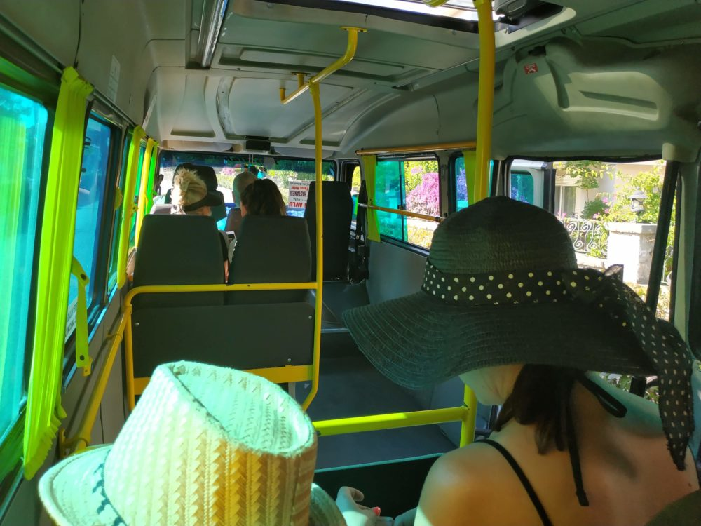 Автобус в Самаре