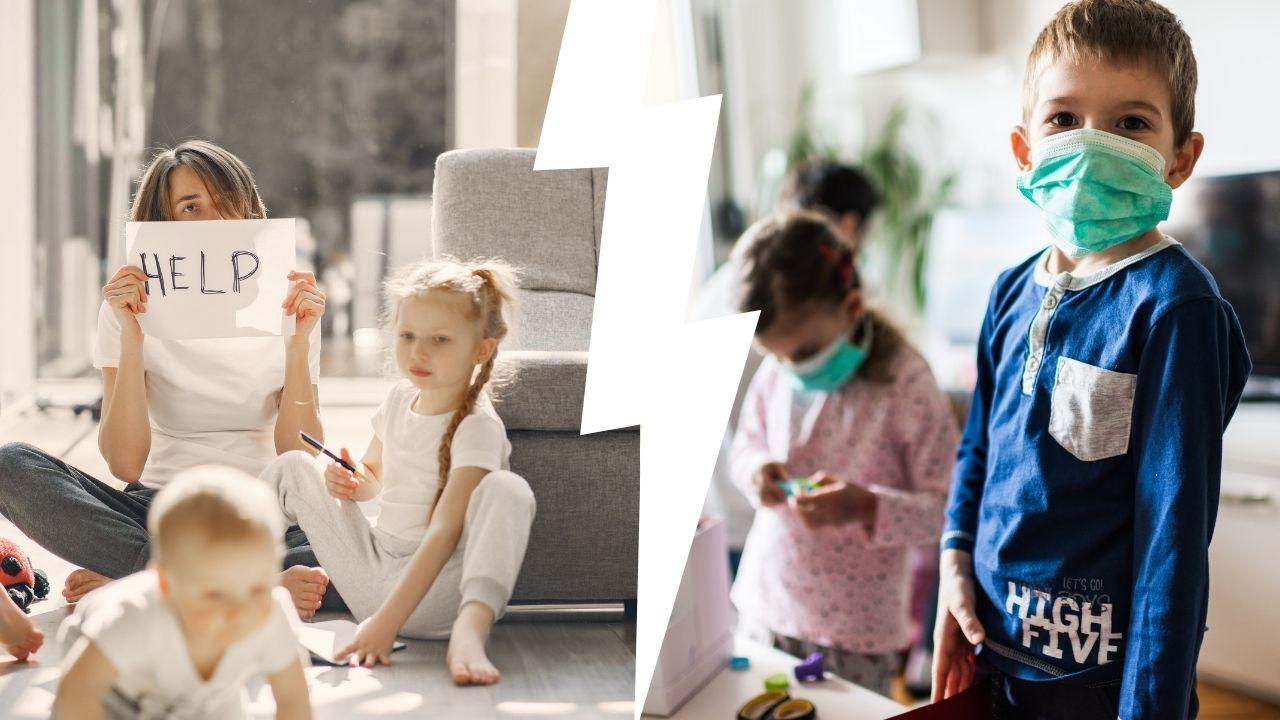 Новые правила для детских садов в 2021 году в условиях пандемии