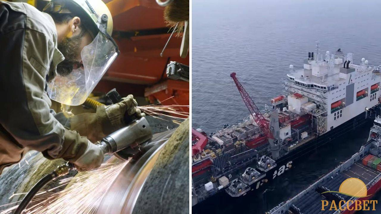 Когда достроят газопровод Nord Stream 2